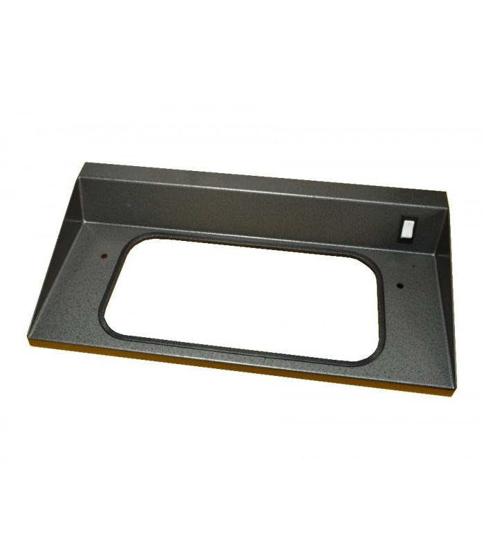Fenêtre KF 1 pour cabines de sablage à manches ARENA