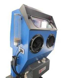 cabine de microsablage DM600 (vue profil)