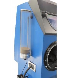 Tube réservoir TUB17 pour cabines à manches de microsablage ARENA