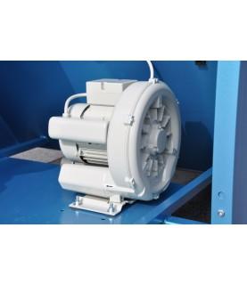 Turbine MO_40 pour cabines de sablage à manches ARENA