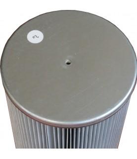 cartouche filtrante CA8 L500 avec perçage central