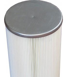 cartouche filtrante CA6 avec empreinte centrale